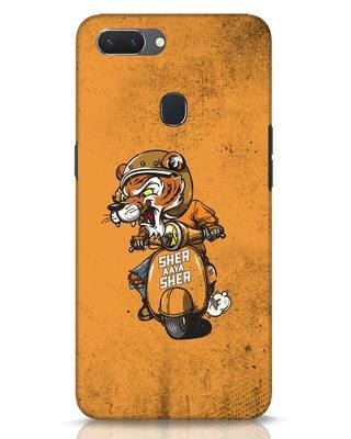 Shop Sher Aaya Sher Realme 2 Mobile Cover-Front