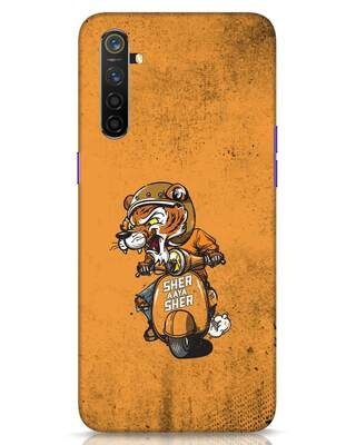 Shop Sher Aaya Sher Realme 6 Mobile Cover-Front