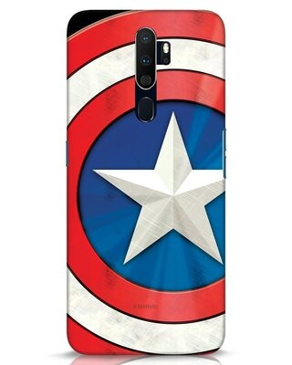 Shop Shield Oppo A9 2020 Mobile Cover (AVL)-Front