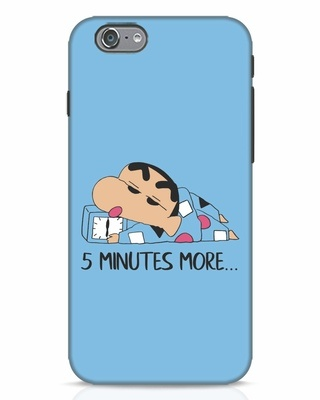Shop Shinchan 5 Minutes iPhone 6 Mobile Cover-Front