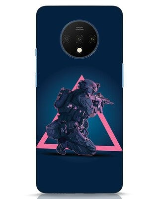 Shop Shooting Gamer OnePlus 7T Mobile Cover-Front