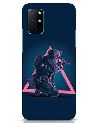 Shop Shooting Gamer OnePlus 8T Mobile Cover-Front