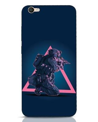Shop Shooting Gamer Vivo V5 Mobile Cover-Front