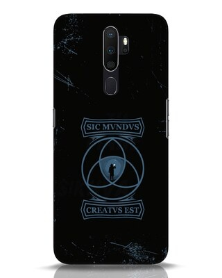 Shop Sic Mvnds Oppo A5 2020 Mobile Cover-Front