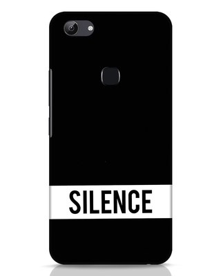 Shop Silence Vivo Y83 Mobile Cover-Front