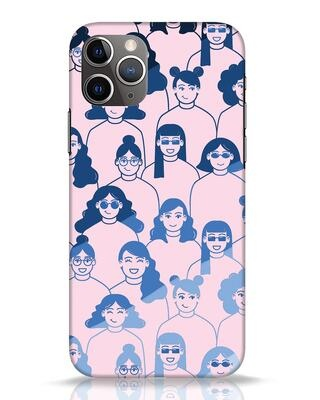 Shop Sisters iPhone 11 Pro Mobile Cover-Front