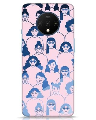 Shop Sisters OnePlus 7T Mobile Cover-Front