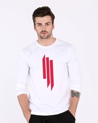 Shop Skrlx Full Sleeve T-Shirt-Front