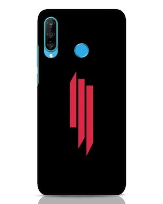 Shop Skrlx Huawei P30 Lite Mobile Cover-Front