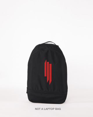 Shop Skrlx Small Backpack-Front