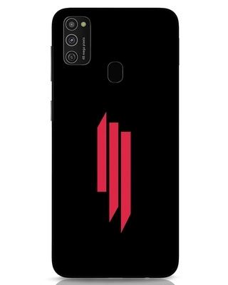 Shop Skrlx Samsung Galaxy M21 Mobile Cover-Front