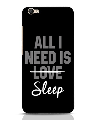 Shop Sleep Vivo V5 Mobile Cover-Front