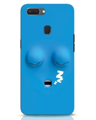 Shop Sleepy Head Realme 2 Mobile Cover-Front