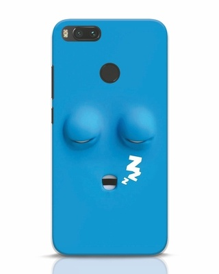 Shop Sleepy Head Xiaomi Mi A1 Mobile Cover-Front