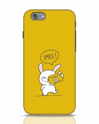 Shop Smile Please iPhone 6 Mobile Cover-Front