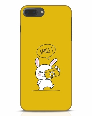 Shop Smile Please iPhone 7 Plus Mobile Cover-Front