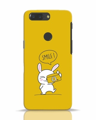 Shop Smile Please OnePlus 5T Mobile Cover-Front
