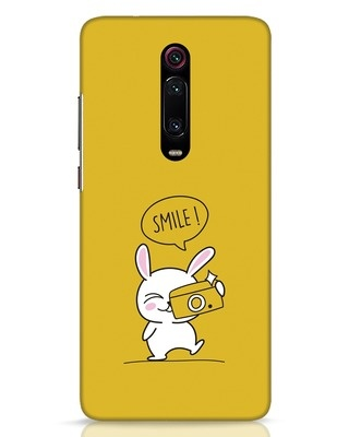 Shop Smile Please Xiaomi Redmi K20 Pro Mobile Cover-Front