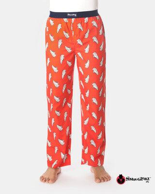 Shop Smugglerz Sneakers Pyjamas Red-Front