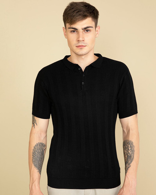Shop Snitch Elite Black T-Shirt-Front