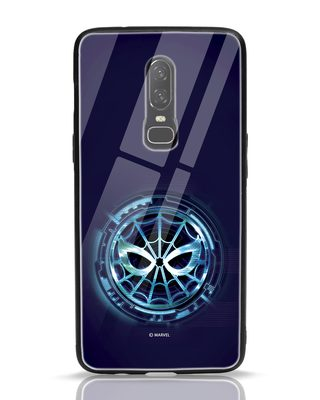 Shop Spiderman Tech OnePlus 6 Mobile Cover (AVL)-Front