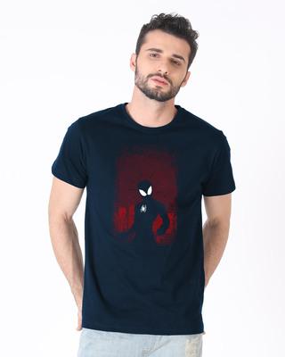 Shop Spidersense Half Sleeve T-Shirt (AVL)-Front