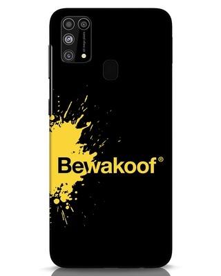 Shop Splash Bwkf Samsung Galaxy M31 Mobile Cover-Front