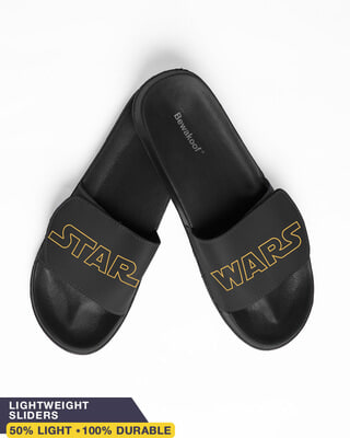 Shop Star Wars Lightweight Adjustable Strap Women's Slider-Front