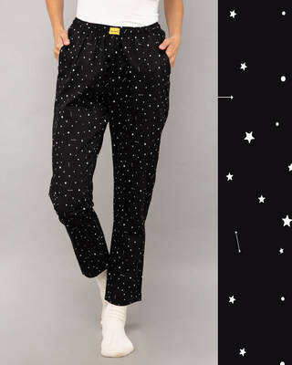 Shop Starry Galaxy Pyjama-Front