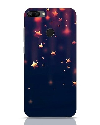 Shop Starry Huawei Honor 9N Mobile Cover-Front