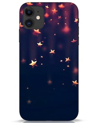 Shop Starry iPhone 11 Mobile Cover-Front