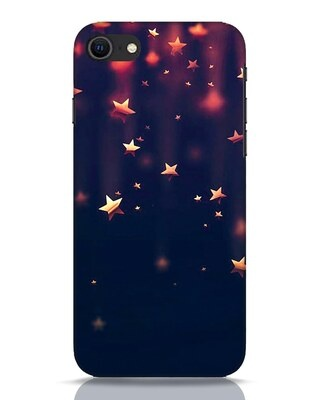 Shop Starry iPhone SE 2020 Mobile Cover-Front