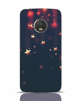 Shop Starry Moto G5 Plus Mobile Cover-Front