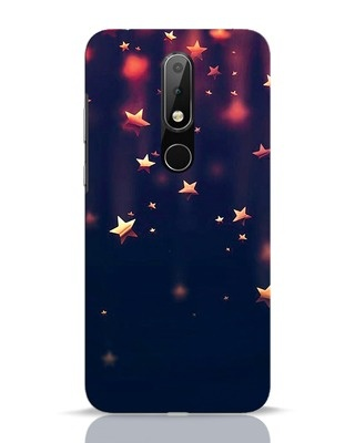 Shop Starry Nokia 6.1 Plus Mobile Cover-Front