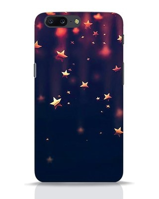 Shop Starry OnePlus 5 Mobile Cover-Front