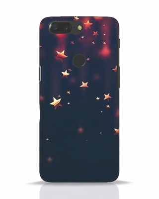 Shop Starry OnePlus 5T Mobile Cover-Front