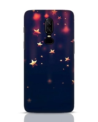 Shop Starry OnePlus 6 Mobile Cover-Front