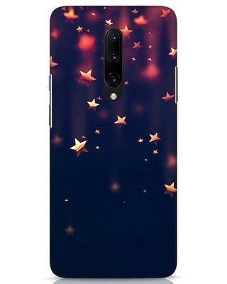 Shop Starry OnePlus 7 Pro Mobile Cover-Front