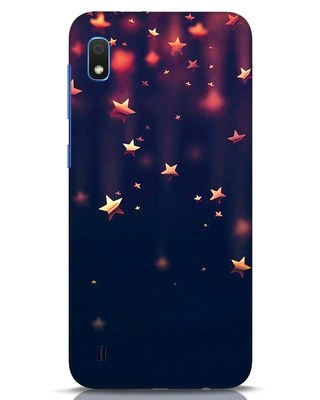 Shop Starry Samsung Galaxy A10 Mobile Cover-Front