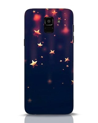 Shop Starry Samsung Galaxy J6 Mobile Cover-Front