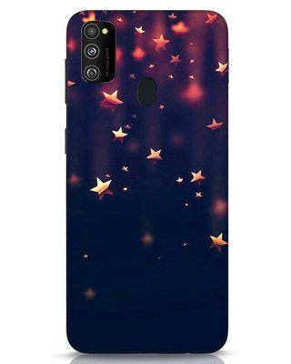Shop Starry Samsung Galaxy M30s Mobile Cover-Front