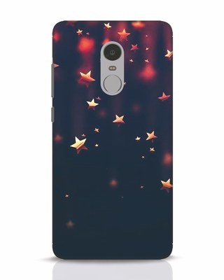 Shop Starry Xiaomi Redmi Note 4 Mobile Cover-Front