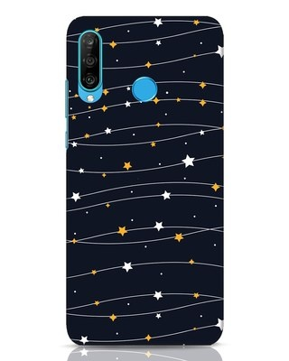 Shop Stary Huawei P30 Lite Mobile Cover-Front