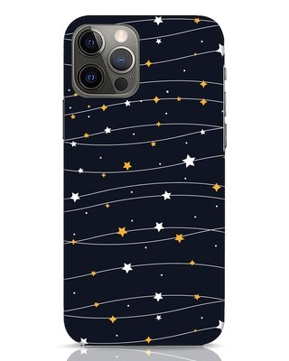 Shop Stary iPhone 12 Pro Max Mobile Cover-Front