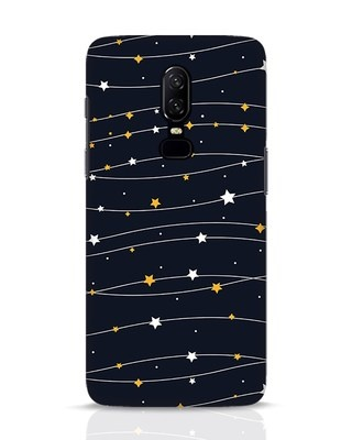 Shop Stary OnePlus 6 Mobile Cover-Front