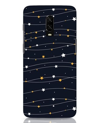 Shop Stary OnePlus 6T Mobile Cover-Front