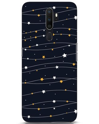 Shop Stary Oppo A5 2020 Mobile Cover-Front