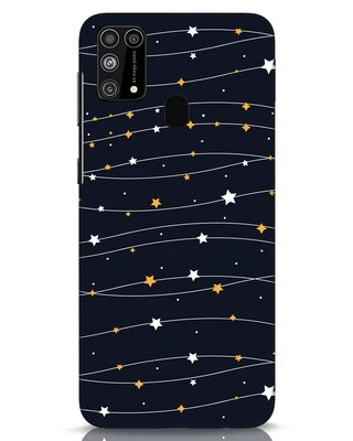 Shop Stary Samsung Galaxy M31 Mobile Cover-Front