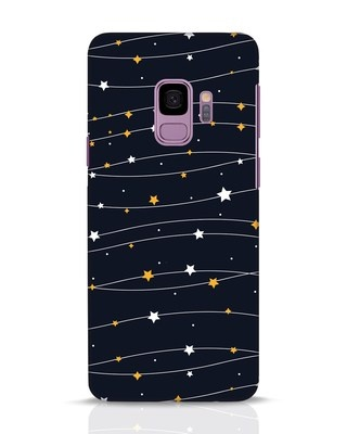 Shop Stary Samsung Galaxy S9 Mobile Cover-Front