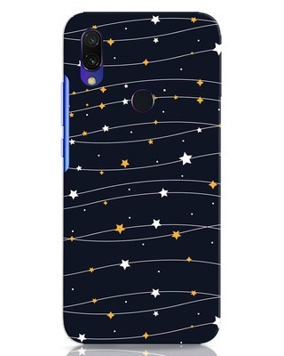 Shop Stary Xiaomi Redmi 7 Mobile Cover-Front